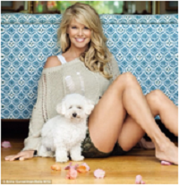 Christie_Brinkley_with_Dog_200